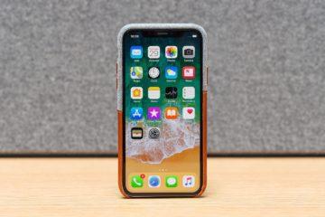 iPhone 6 avec coque bimatériaux